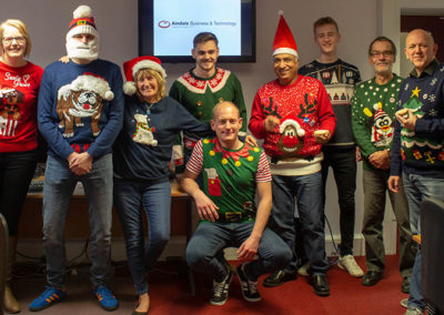 Xmas Jumpers - Save The Children - Dec 2018
