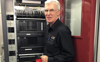 Say Hello to Herb – A Day in the Life of our School's Engineer